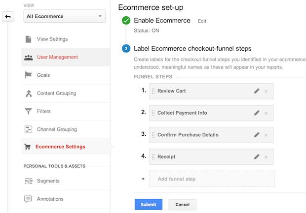Google Analytics Destination Documentation - Segment
