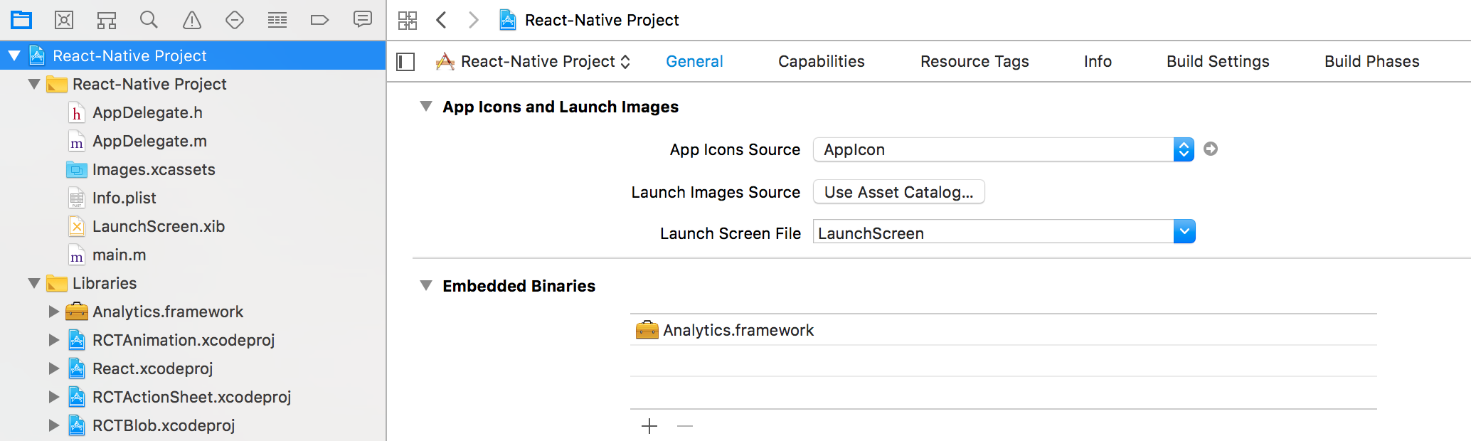 Analytics for React Native | Segment Documentation