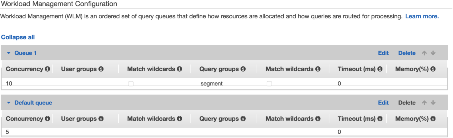 How Do I Speed Up My Redshift Queries? Documentation - Segment