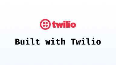 Leading brands are building with Twilio